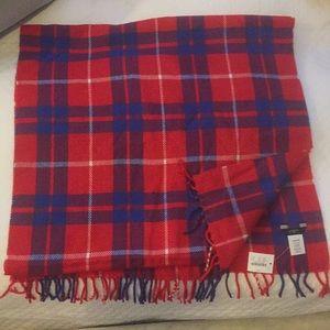 Jcrew blanket scarf